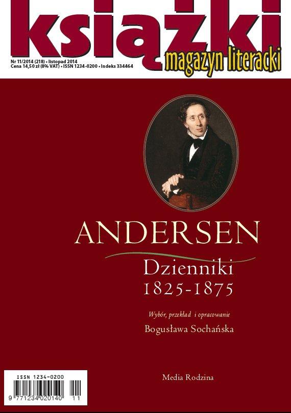 Magazyn Literacki KSIĄŻKI 11/2014 - Ebook (Książka PDF) do pobrania w formacie PDF