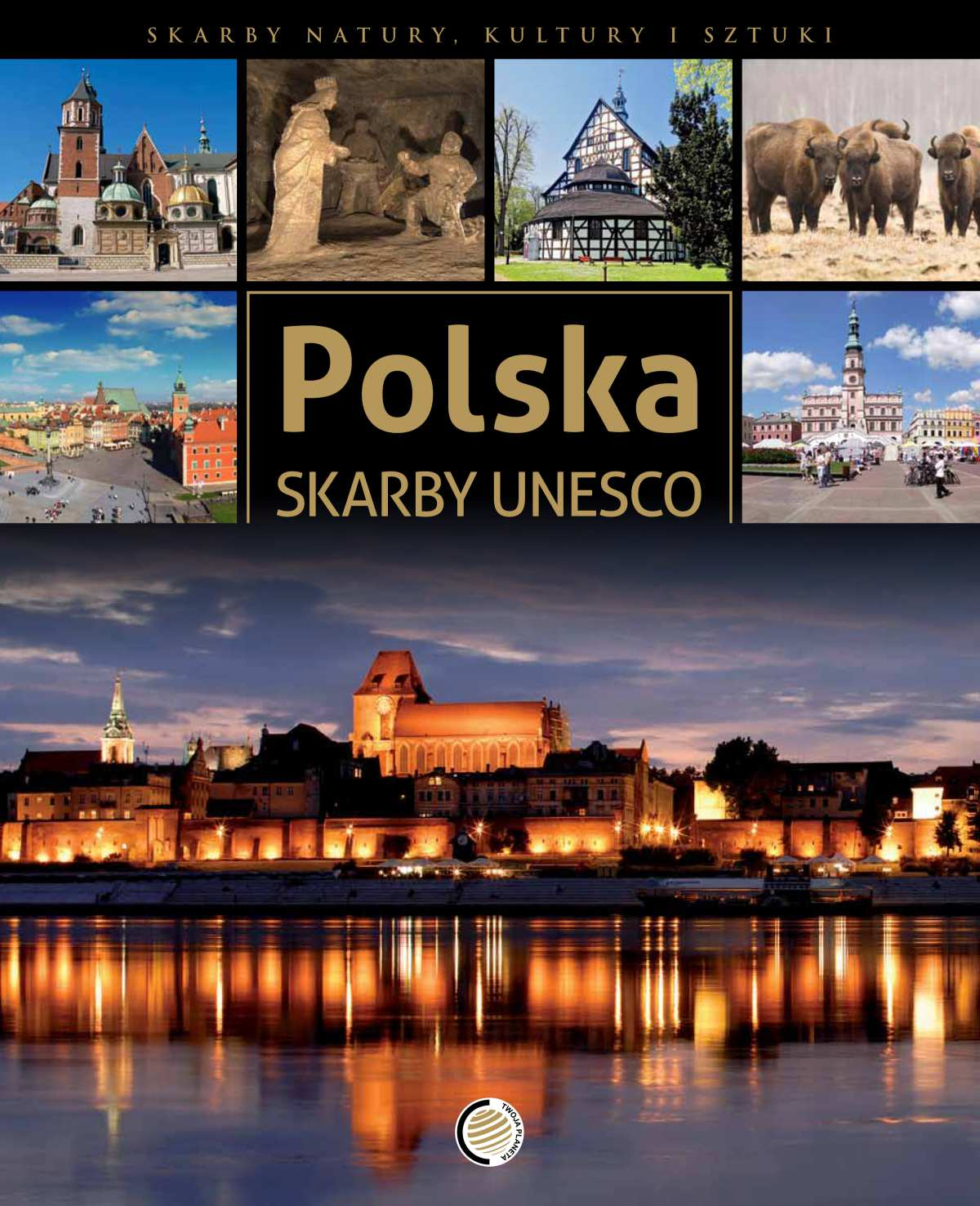Skarby UNESCO. Polska - Ebook (Książka PDF) do pobrania w formacie PDF