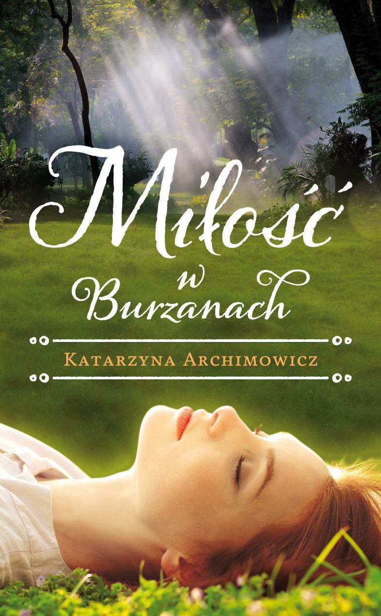 Miłość w Burzanach - Ebook (Książka na Kindle) do pobrania w formacie MOBI