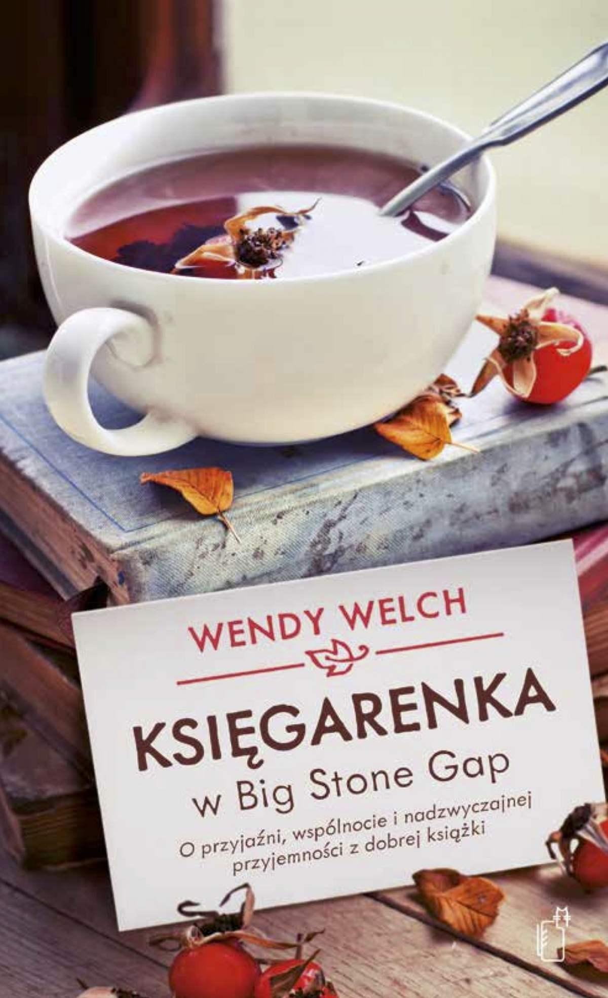 Księgarenka w Big Stone Gap - Ebook (Książka EPUB) do pobrania w formacie EPUB