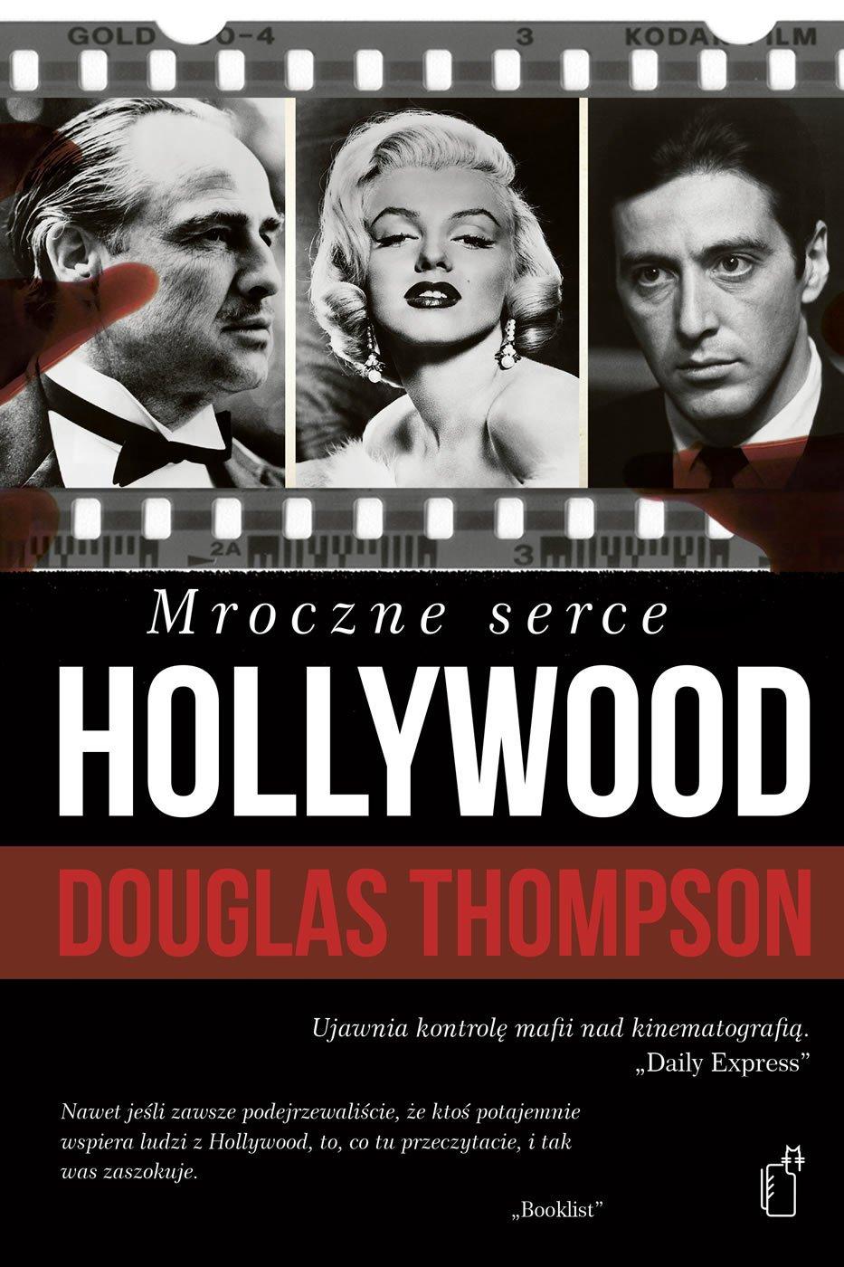 Mroczne serce Hollywood - Ebook (Książka na Kindle) do pobrania w formacie MOBI
