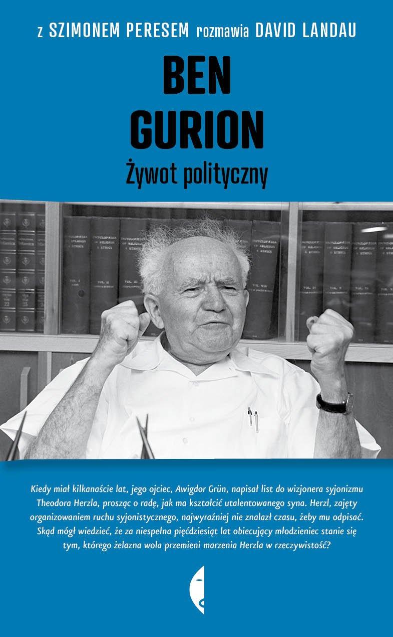 Ben Gurion. Żywot polityczny - Ebook (Książka EPUB) do pobrania w formacie EPUB