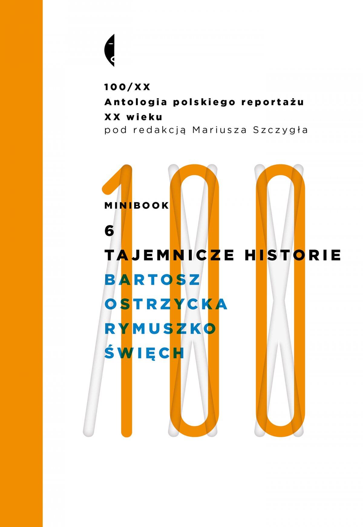 Minibook 6. Tajemnicze historie - Ebook (Książka na Kindle) do pobrania w formacie MOBI