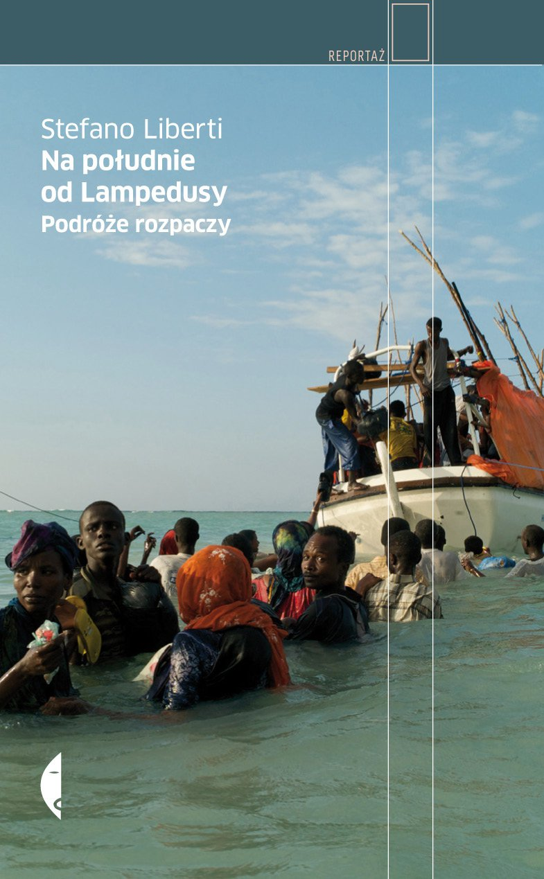 Na południe od Lampedusy. Podróże rozpaczy - Ebook (Książka EPUB) do pobrania w formacie EPUB