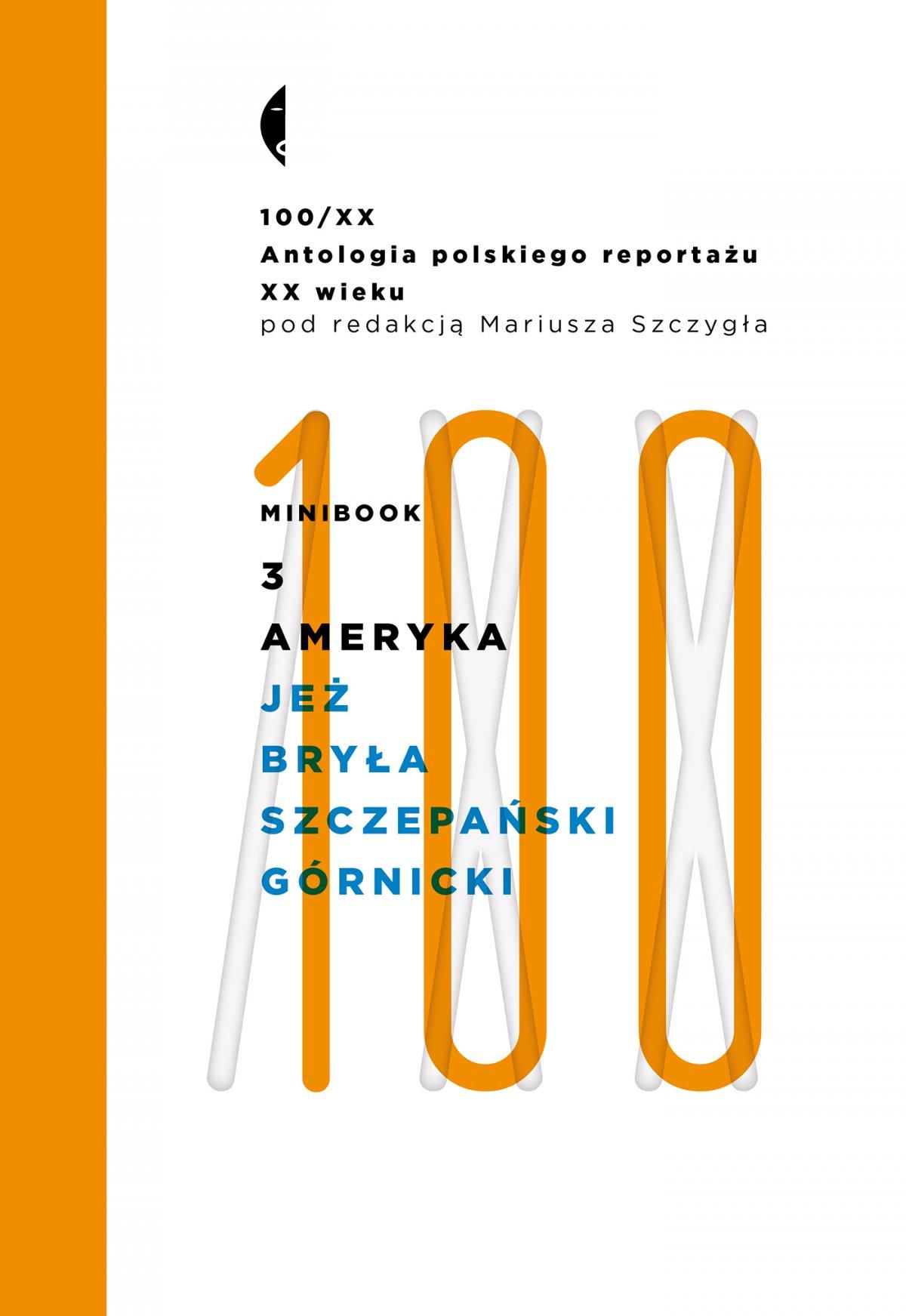 Minibook 3. Ameryka - Ebook (Książka na Kindle) do pobrania w formacie MOBI