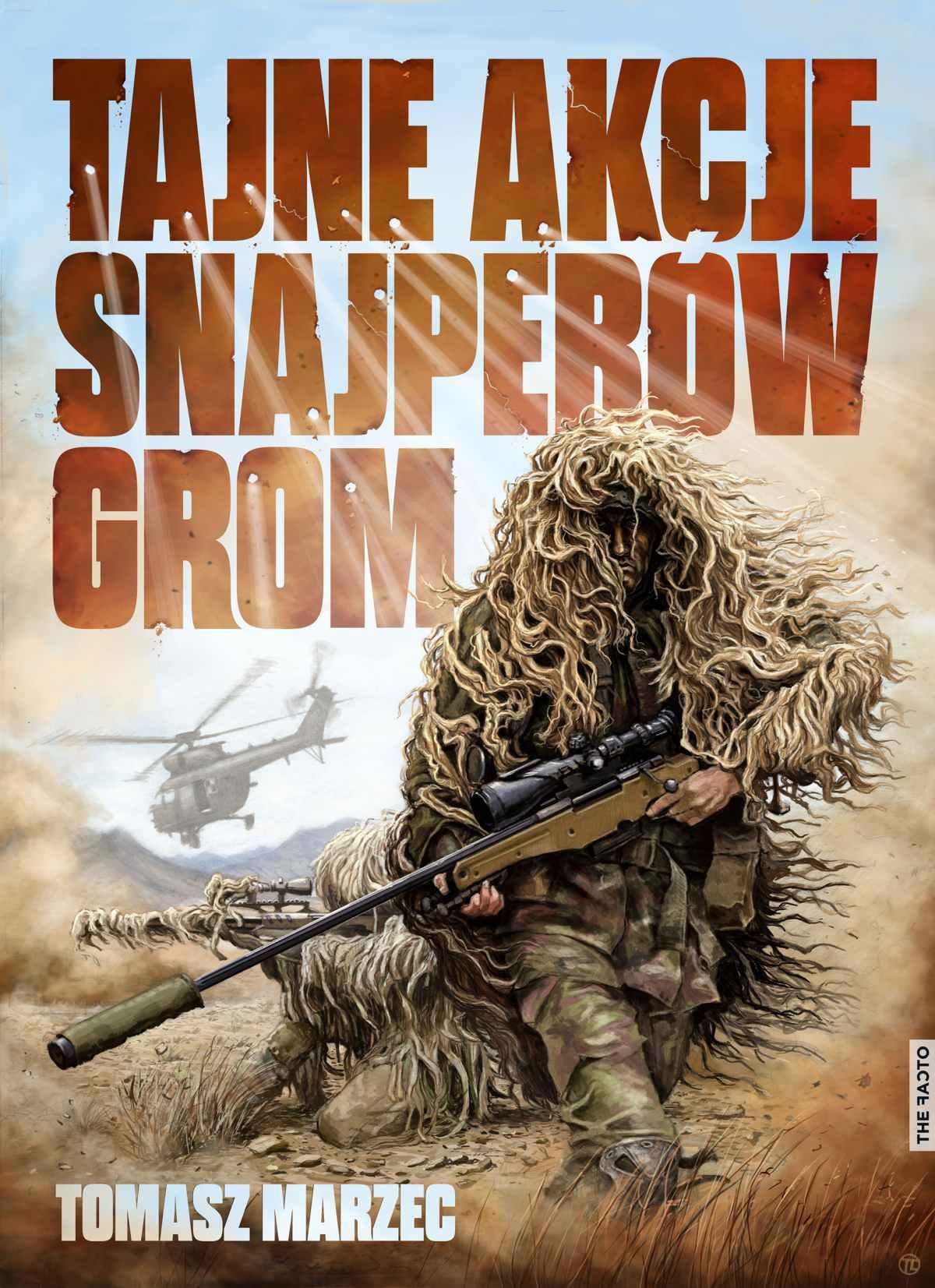 Tajne akcje snajperów GROM - Ebook (Książka EPUB) do pobrania w formacie EPUB
