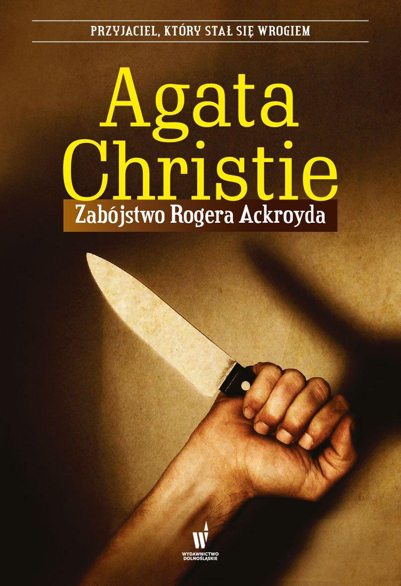 Zabójstwo Rogera Ackroyda - Ebook (Książka na Kindle) do pobrania w formacie MOBI