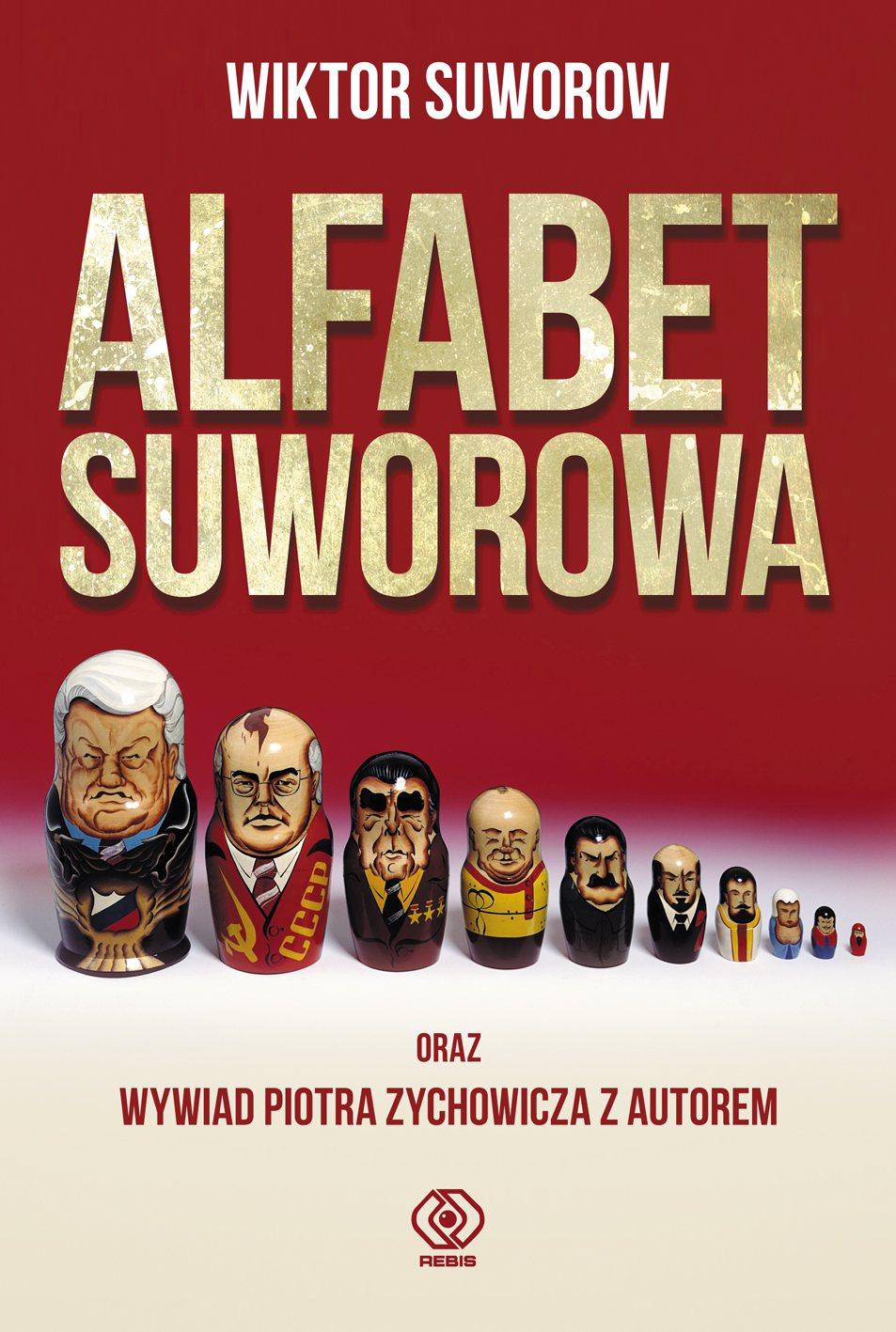 Alfabet Suworowa - Ebook (Książka EPUB) do pobrania w formacie EPUB