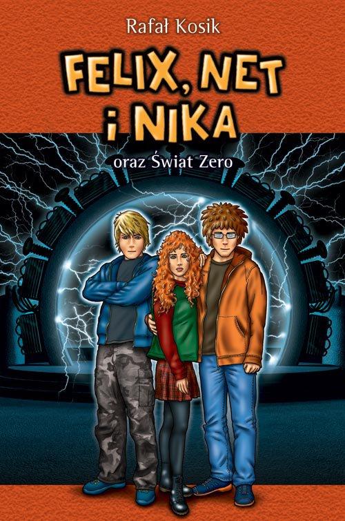 Felix, Net i Nika oraz Świat Zero - Ebook (Książka na Kindle) do pobrania w formacie MOBI