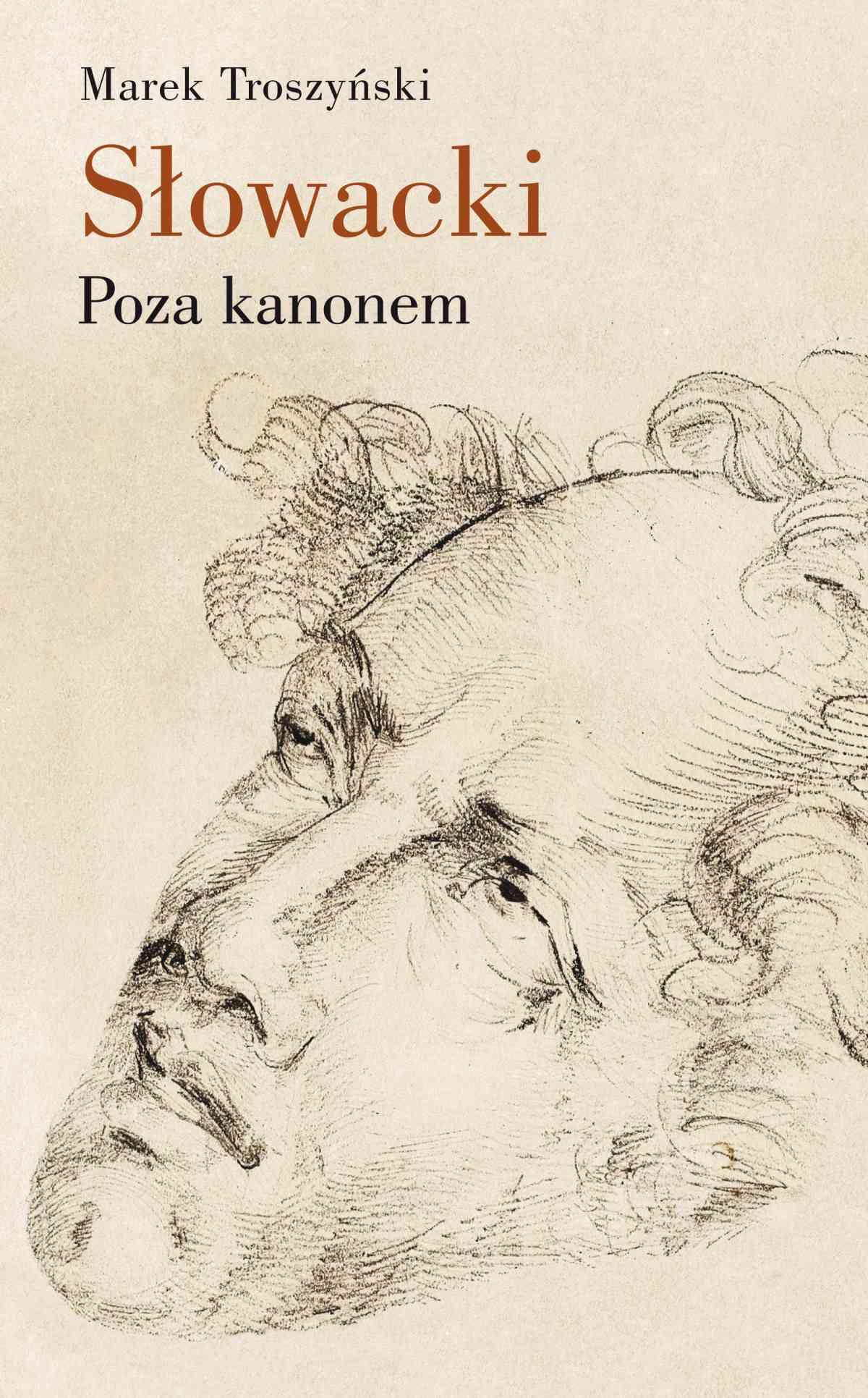 Słowacki. Poza kanonem - Ebook (Książka na Kindle) do pobrania w formacie MOBI