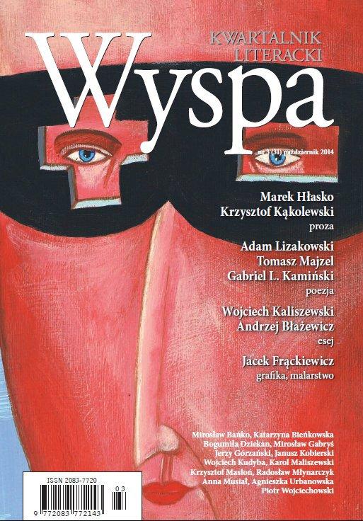 WYSPA Kwartalnik Literacki - nr 3/2014 (31) - Ebook (Książka na Kindle) do pobrania w formacie MOBI