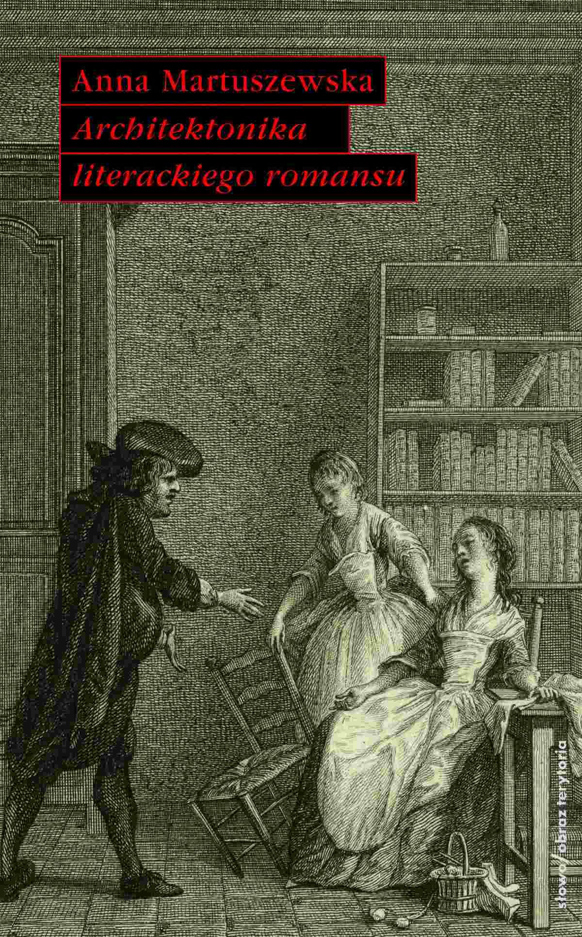 Architektonika literackiego romansu - Ebook (Książka na Kindle) do pobrania w formacie MOBI