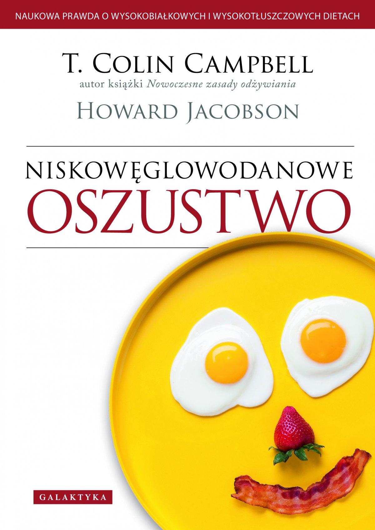 Niskowęglowodanowe oszustwo - Ebook (Książka EPUB) do pobrania w formacie EPUB