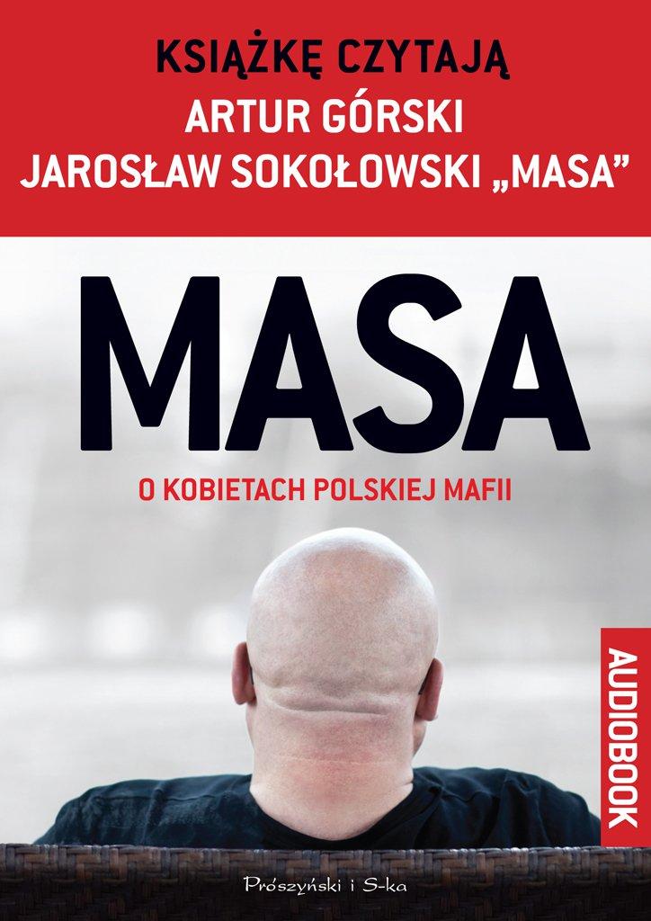 MASA o kobietach polskiej mafii - Audiobook (Książka audio MP3) do pobrania w całości w archiwum ZIP