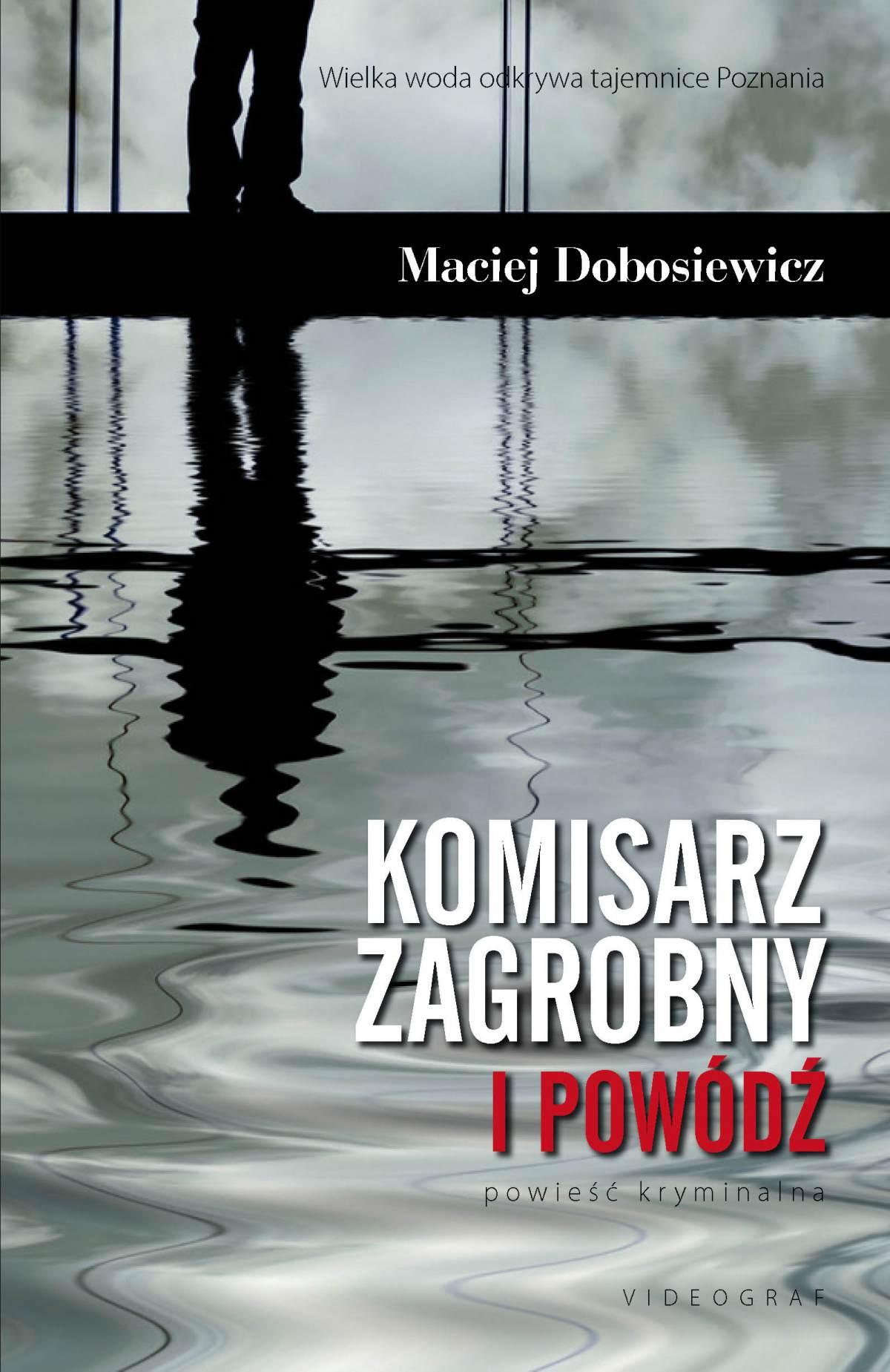 Komisarz Zagrobny i powódź - Ebook (Książka na Kindle) do pobrania w formacie MOBI