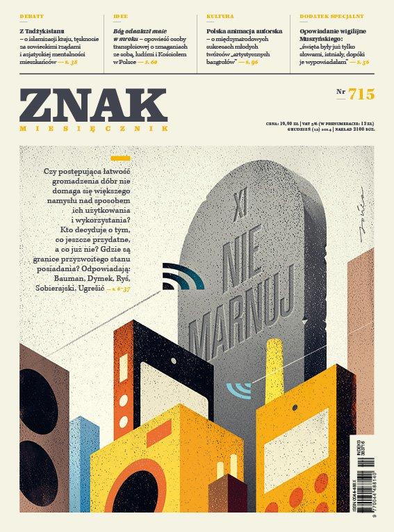 Miesięcznik Znak. Grudzień 2014 - Ebook (Książka PDF) do pobrania w formacie PDF