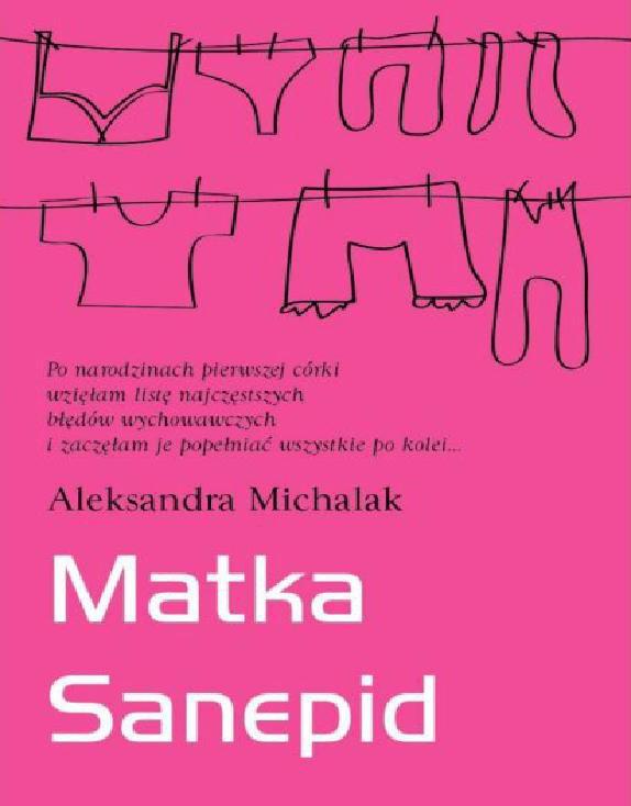 Matka Sanepid - Ebook (Książka EPUB) do pobrania w formacie EPUB