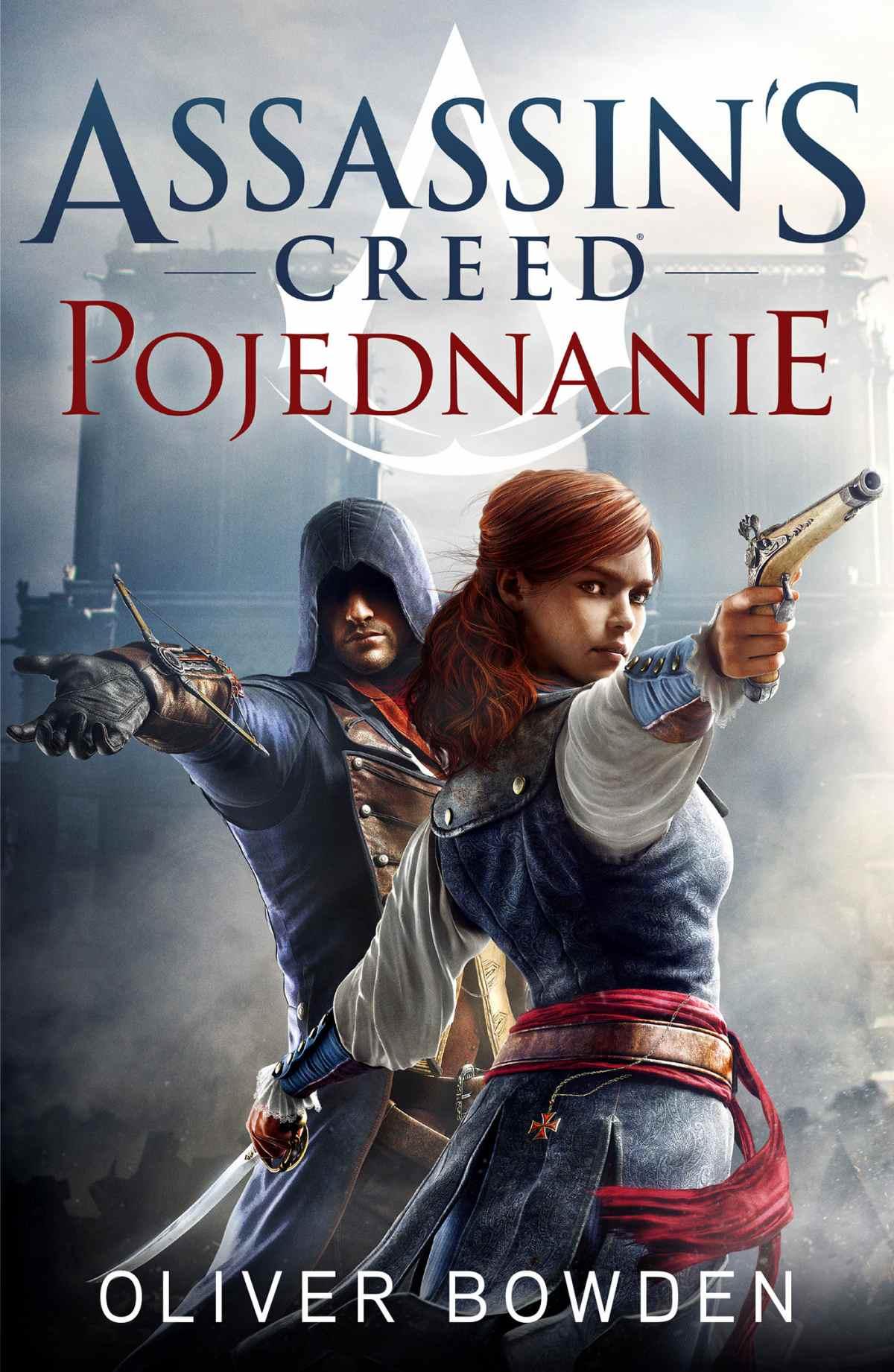 Assassin`s Creed: Pojednanie - Ebook (Książka EPUB) do pobrania w formacie EPUB