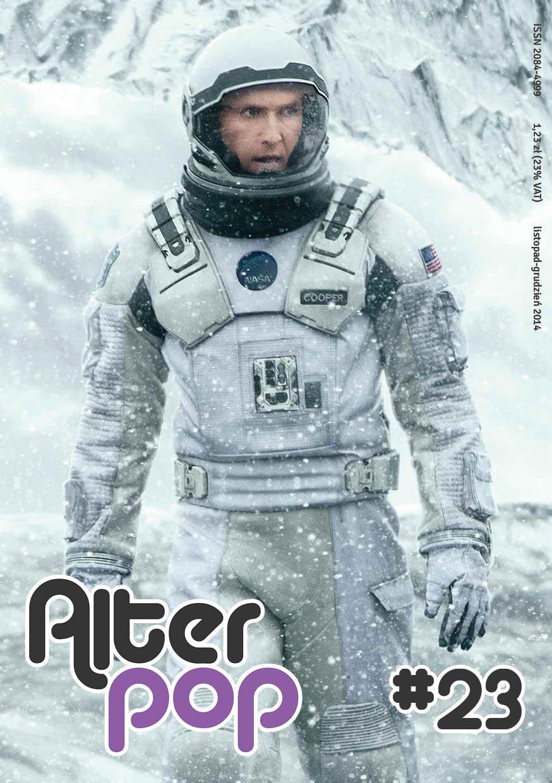 Alterpop - numer 23 - listopad-grudzień 2014 - Ebook (Książka PDF) do pobrania w formacie PDF