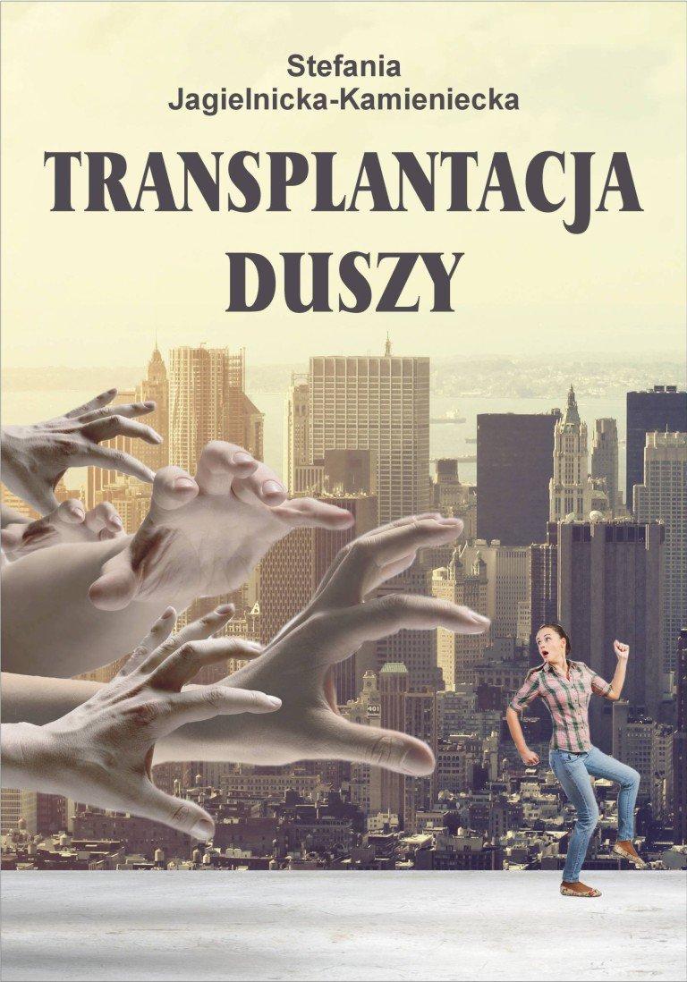 Transplantacja duszy - Ebook (Książka EPUB) do pobrania w formacie EPUB