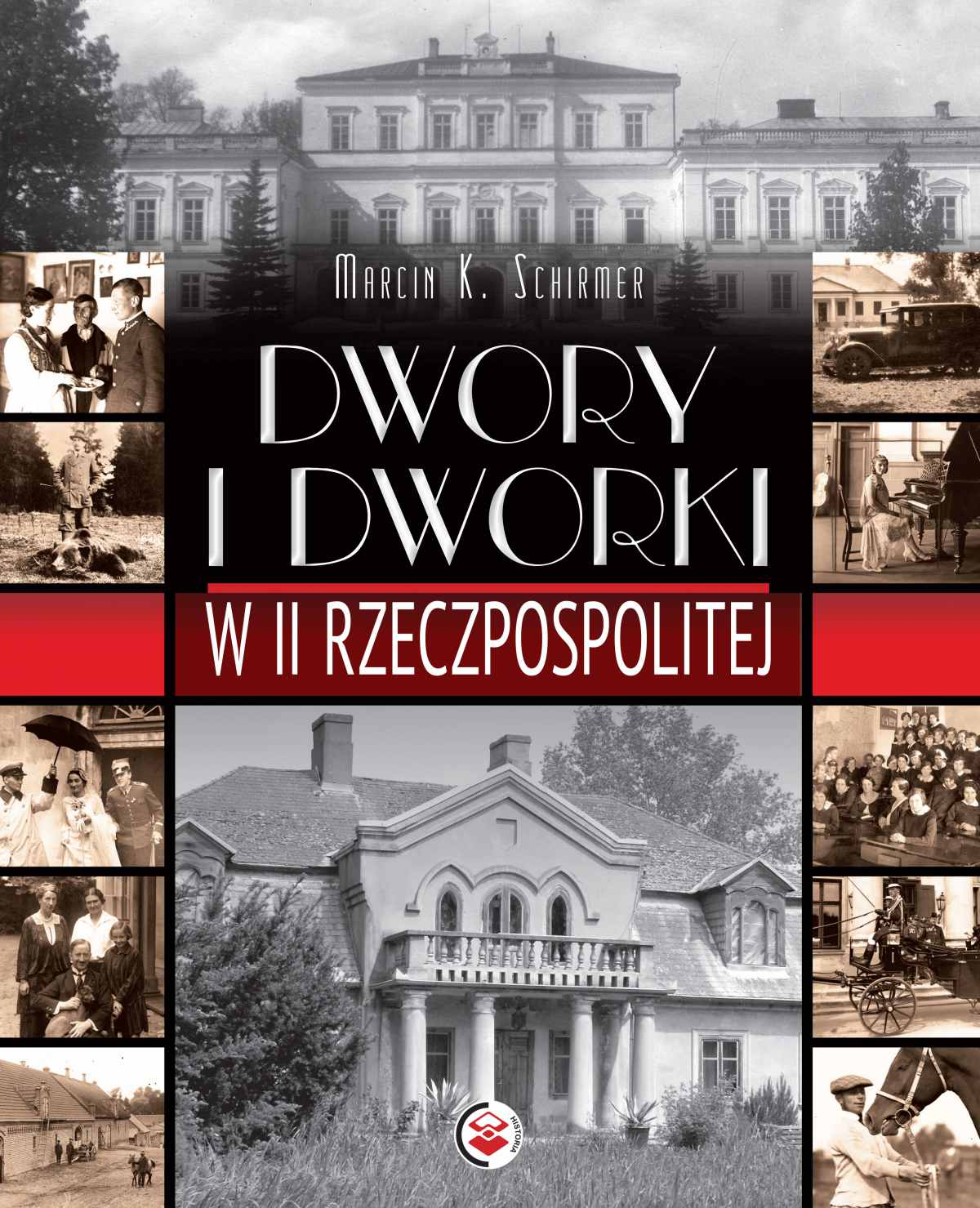 Dwory i dworki w II RP - Ebook (Książka PDF) do pobrania w formacie PDF