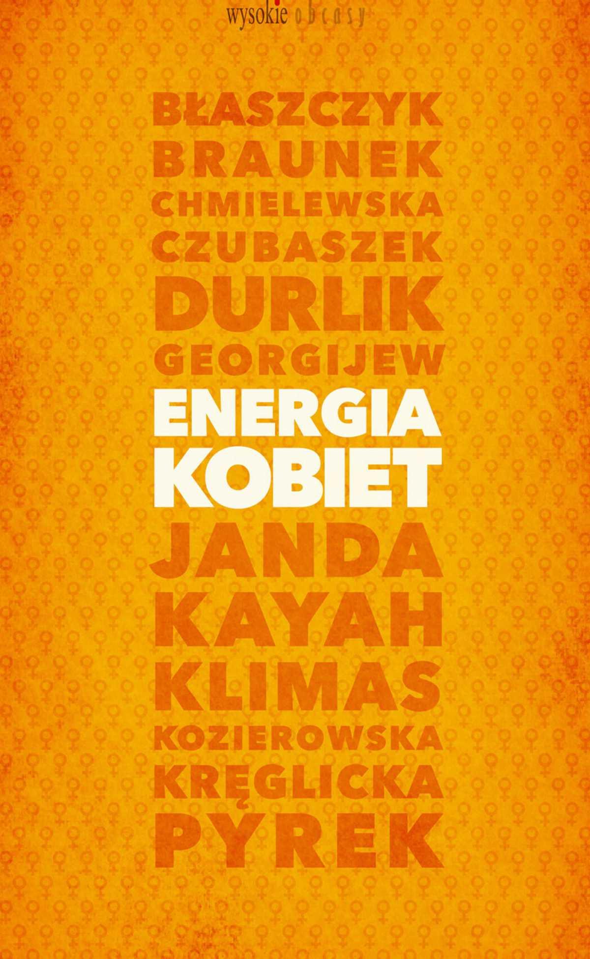Energia kobiet - Ebook (Książka EPUB) do pobrania w formacie EPUB