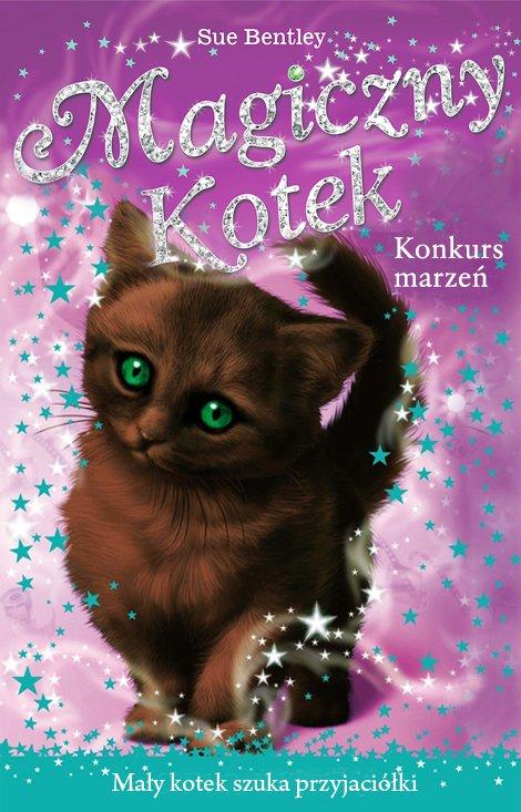 Konkurs marzeń. Magiczny kotek - Ebook (Książka na Kindle) do pobrania w formacie MOBI