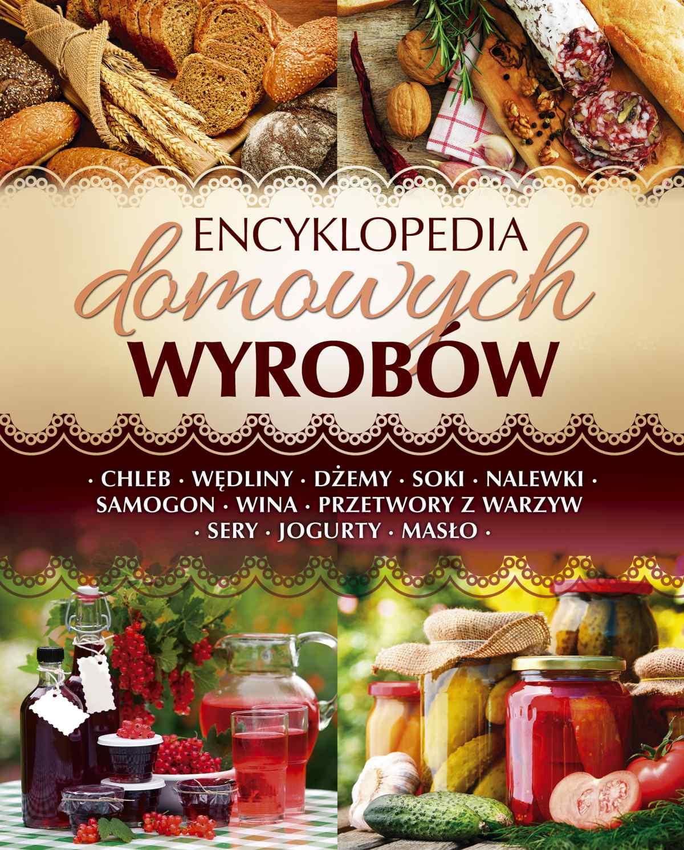 Encyklopedia domowych wyrobów - Ebook (Książka PDF) do pobrania w formacie PDF