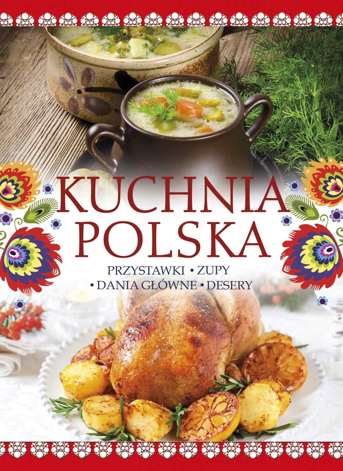 Kuchnia polska - Ebook (Książka PDF) do pobrania w formacie PDF