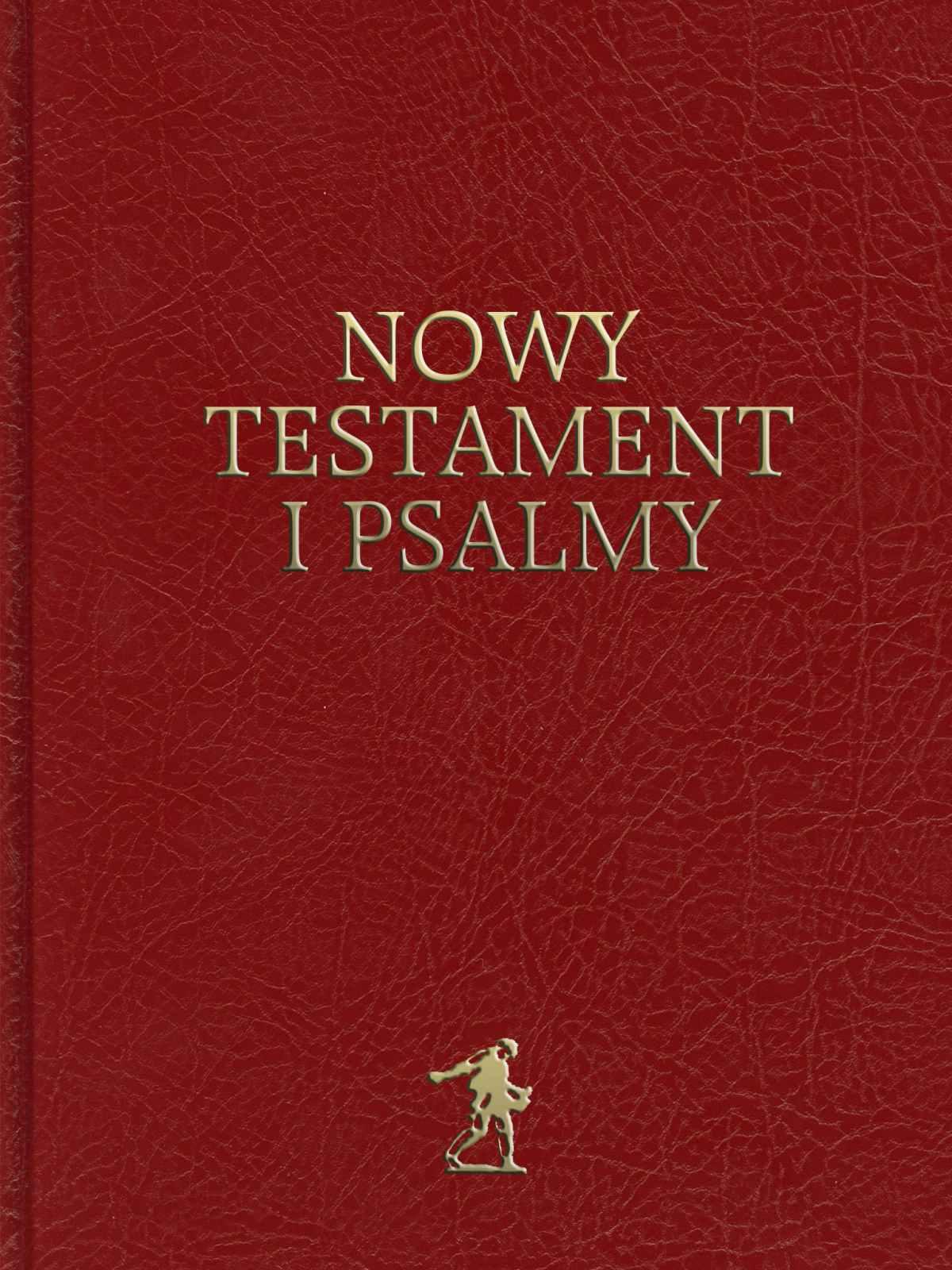 Nowy Testament i Psalmy - Ebook (Książka EPUB) do pobrania w formacie EPUB
