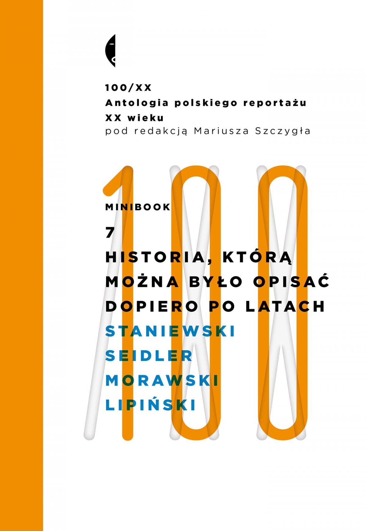 Minibook 7. Historia, którą można było opisać dopiero po latach - Ebook (Książka EPUB) do pobrania w formacie EPUB