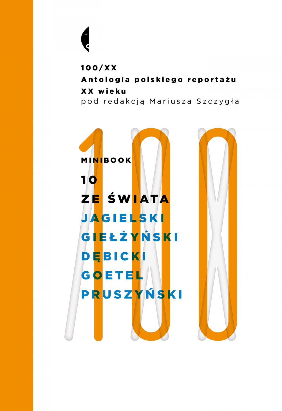 Minibook 10. Ze świata - Ebook (Książka EPUB) do pobrania w formacie EPUB