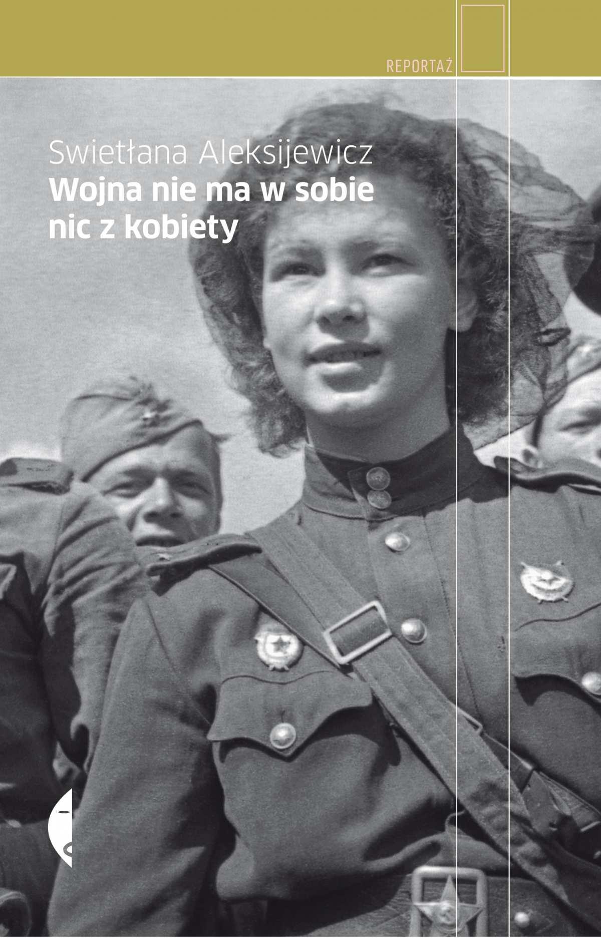 Wojna nie ma w sobie nic z kobiety - Audiobook (Książka audio MP3) do pobrania w całości w archiwum ZIP