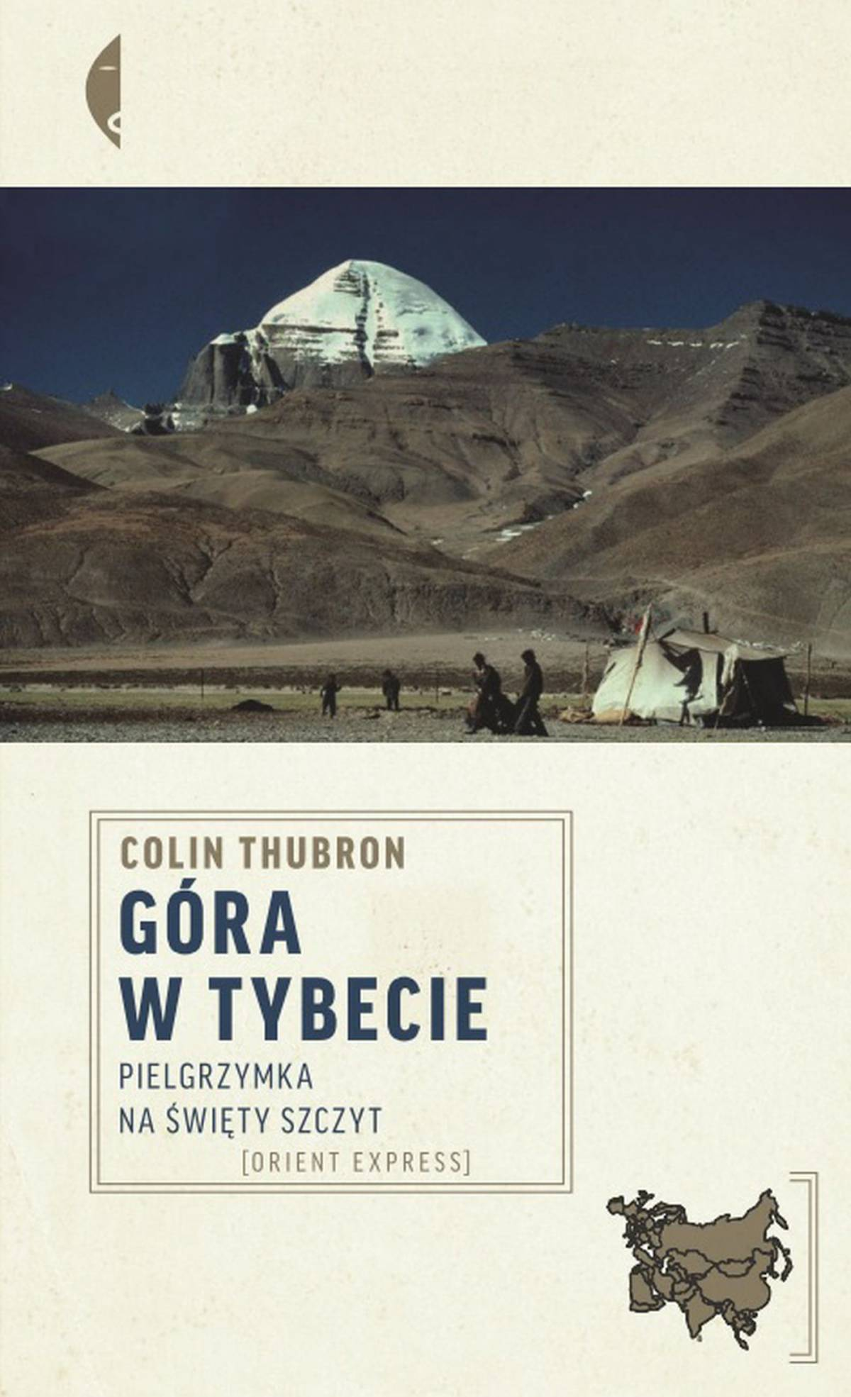 Góra w Tybecie. Pielgrzymka na święty szczyt - Ebook (Książka EPUB) do pobrania w formacie EPUB