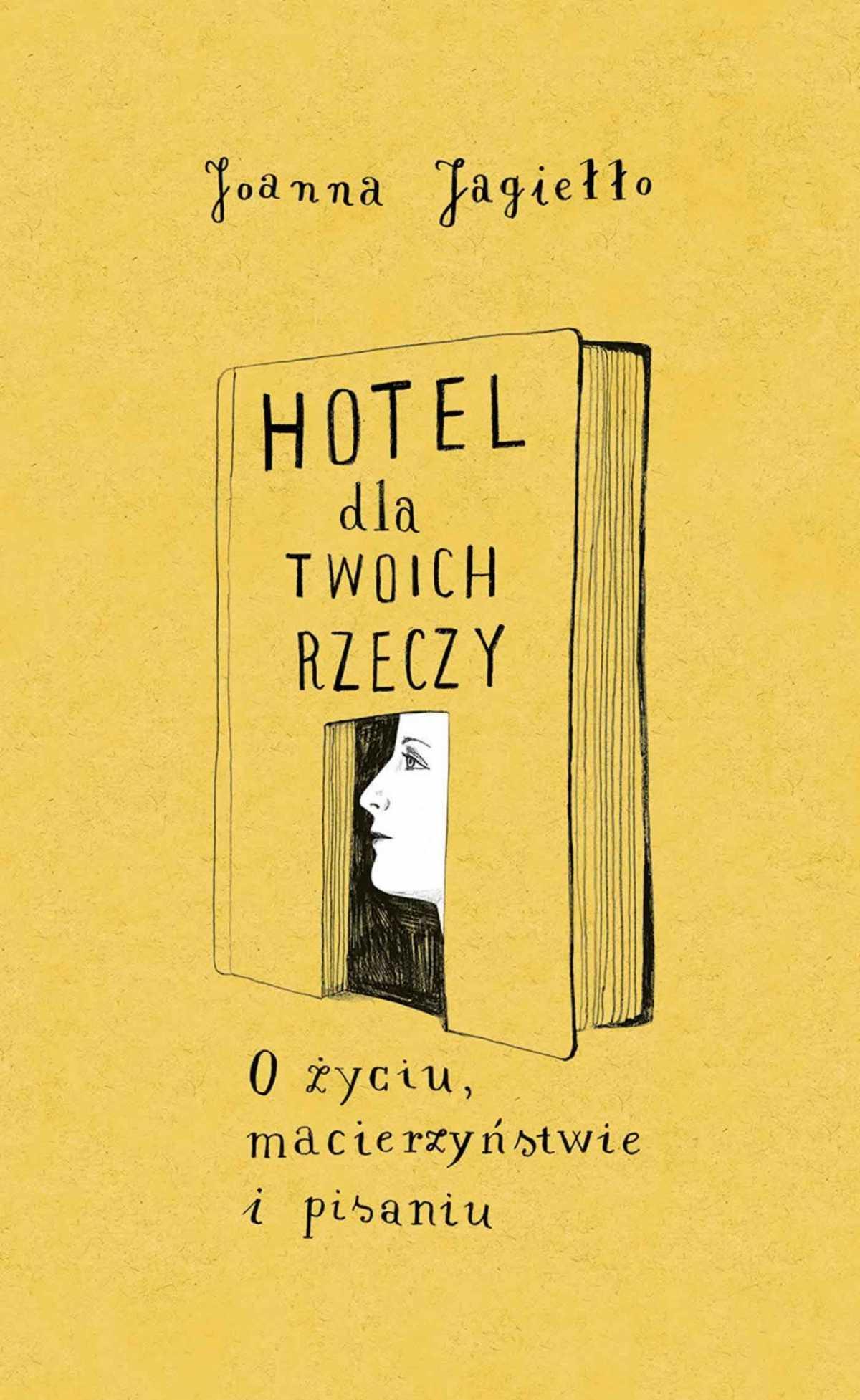Hotel dla twoich rzeczy - Ebook (Książka EPUB) do pobrania w formacie EPUB