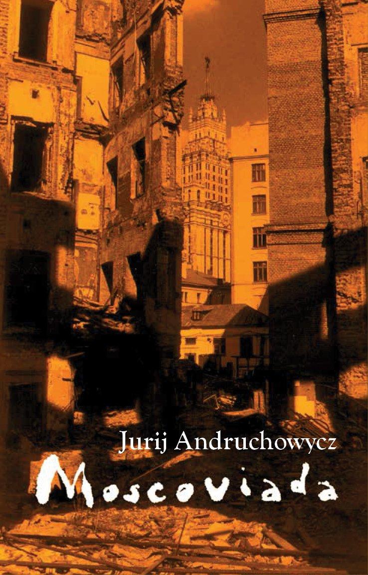 Moscoviada. Powieść grozy - Ebook (Książka EPUB) do pobrania w formacie EPUB