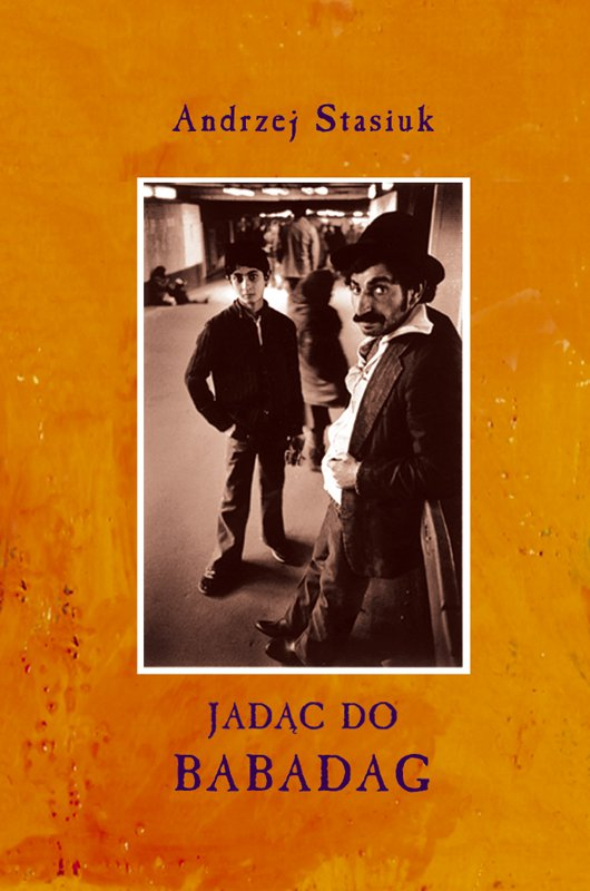 Jadąc do Babadag - Audiobook (Książka audio MP3) do pobrania w całości w archiwum ZIP