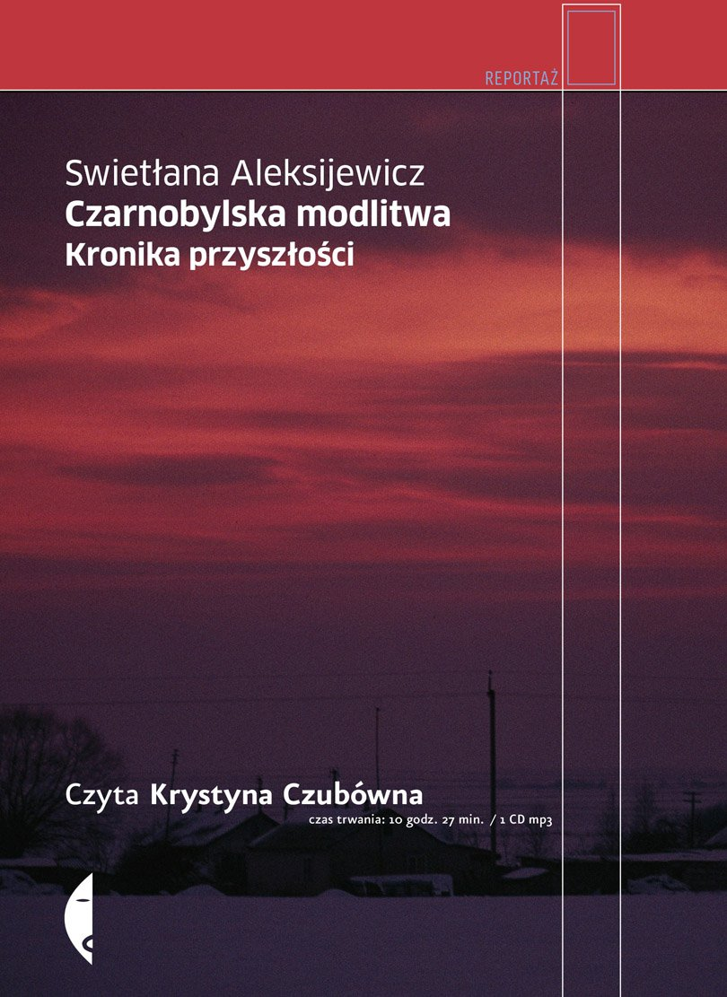 Czarnobylska modlitwa - Audiobook (Książka audio MP3) do pobrania w całości w archiwum ZIP