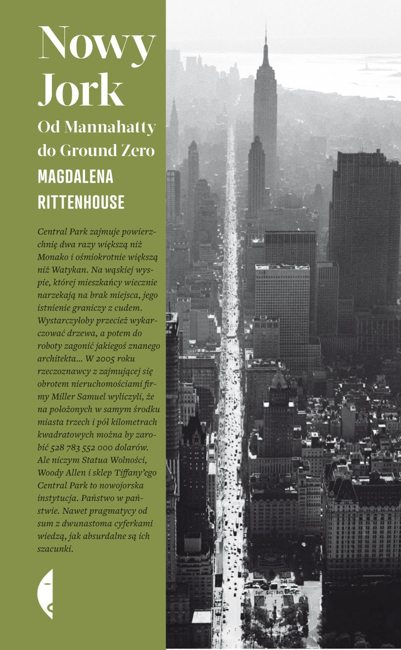 Nowy Jork. Od Mannahatty do Ground Zero - Ebook (Książka EPUB) do pobrania w formacie EPUB