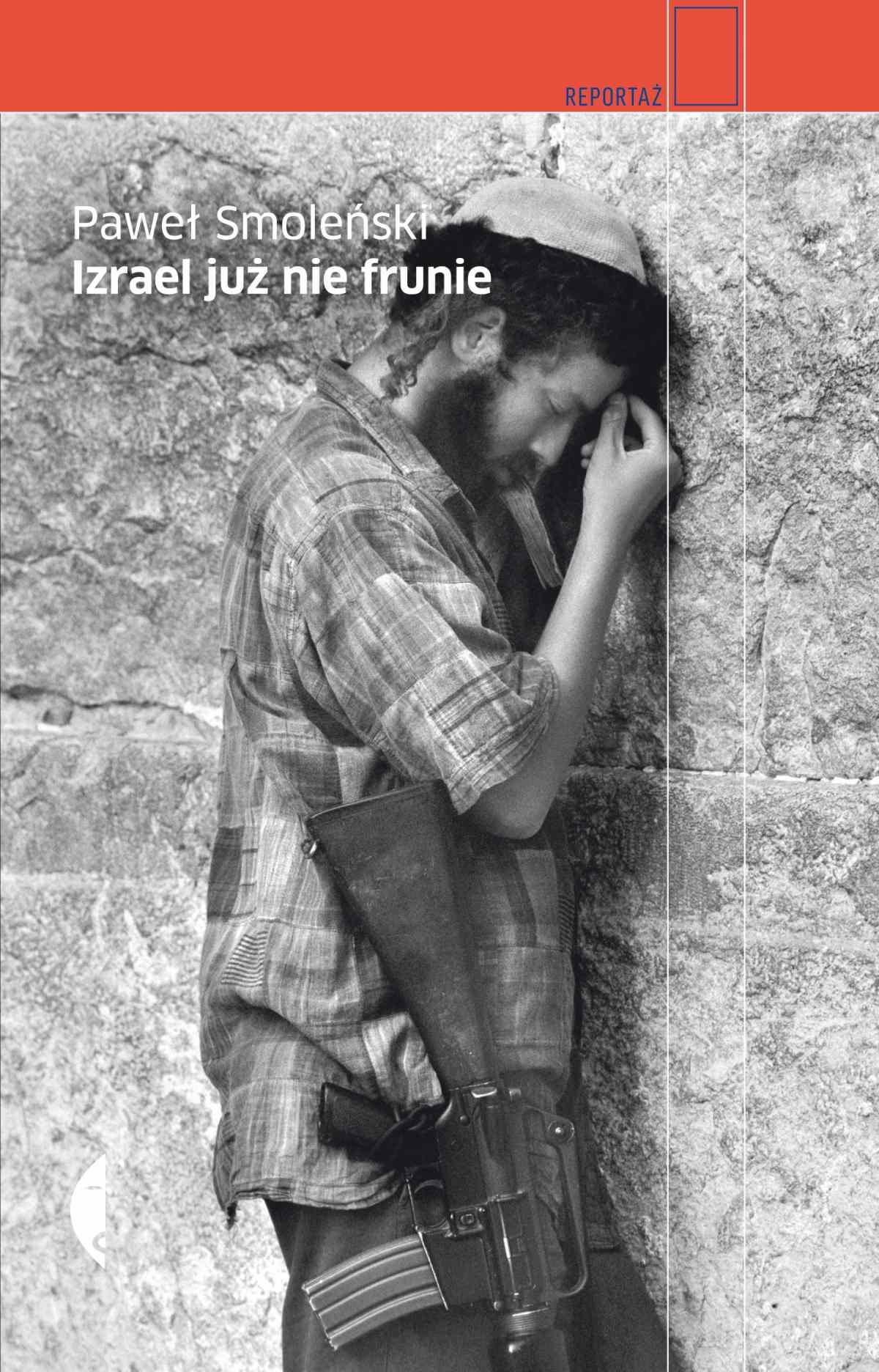 Izrael już nie frunie - Ebook (Książka na Kindle) do pobrania w formacie MOBI