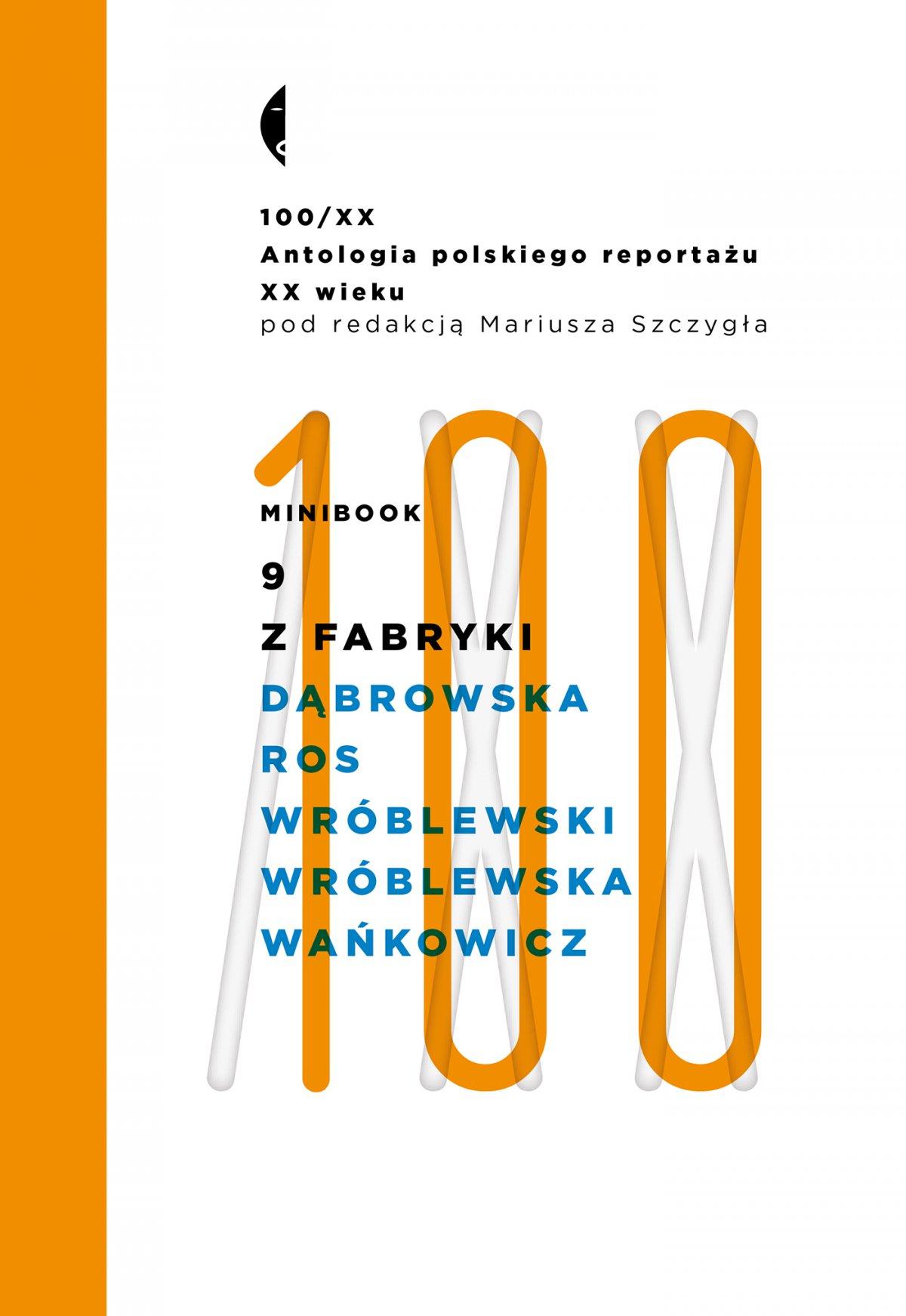 Minibook 9. Z fabryki - Ebook (Książka na Kindle) do pobrania w formacie MOBI