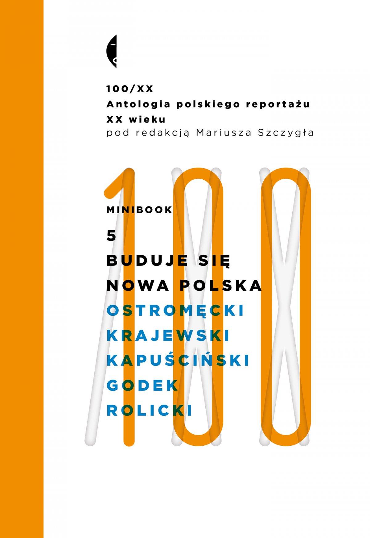 Minibook 5. Buduje się nowa Polska - Ebook (Książka EPUB) do pobrania w formacie EPUB