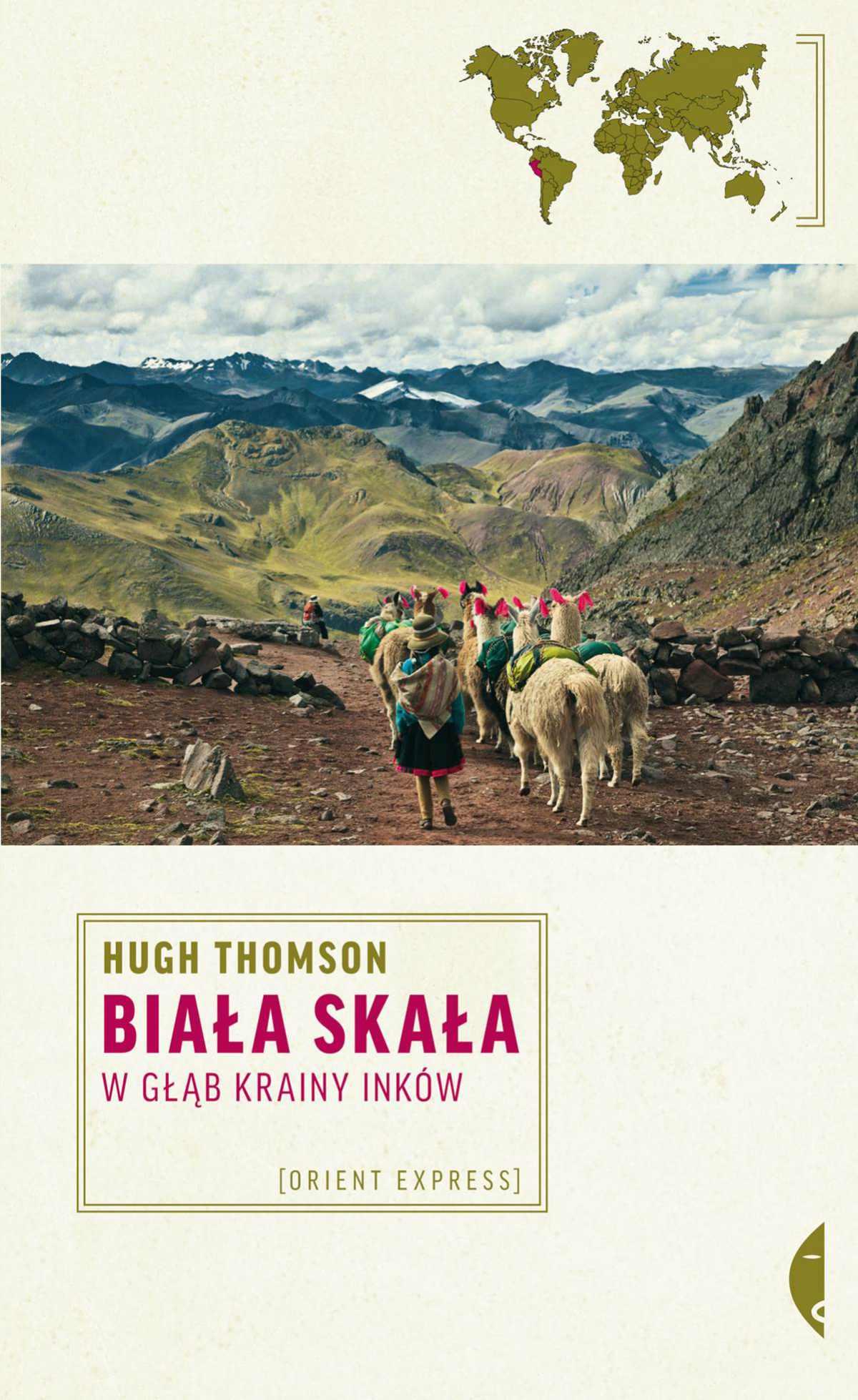 Biała Skała. Wgłąb krainy Inków - Ebook (Książka EPUB) do pobrania w formacie EPUB