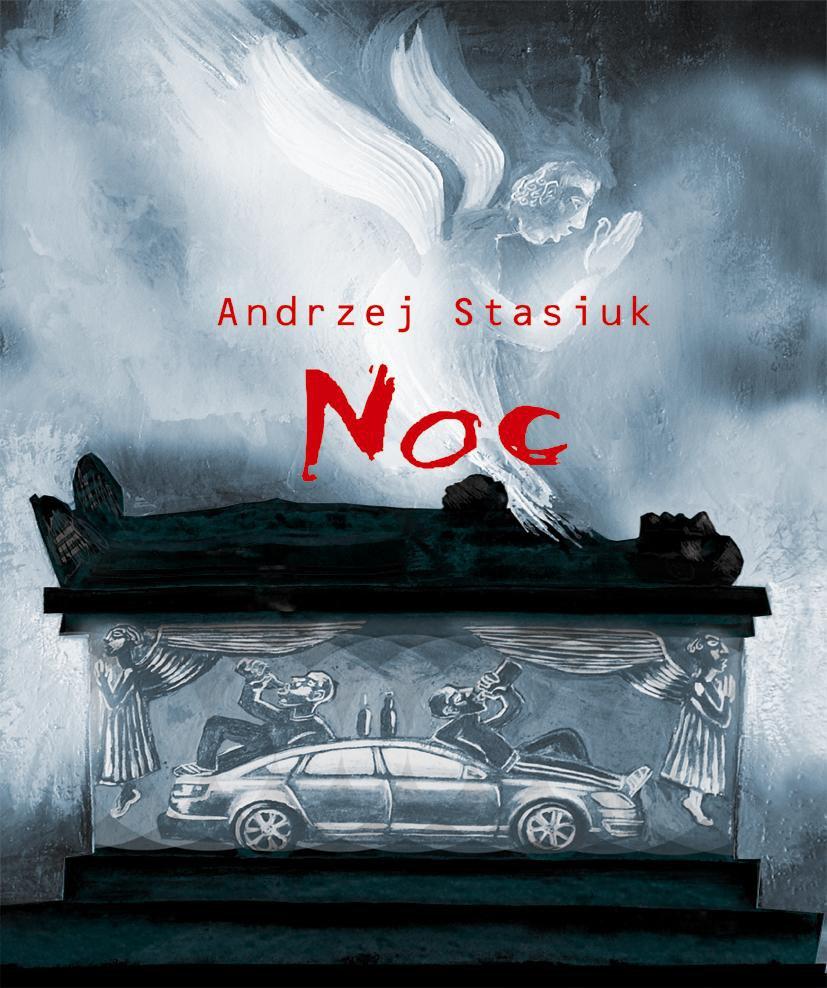 Noc czyli słowiańsko-germańska tragifarsa medyczna - Ebook (Książka na Kindle) do pobrania w formacie MOBI