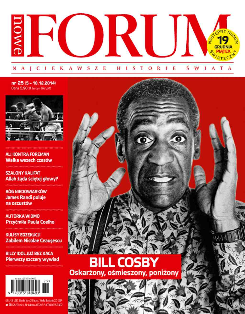 Forum nr 25/2014 - Ebook (Książka PDF) do pobrania w formacie PDF