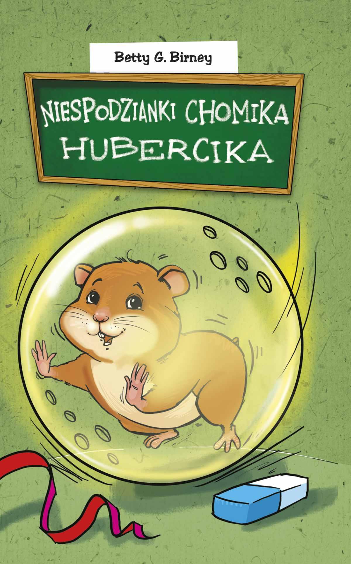 Niespodzianki chomika Hubercika - Ebook (Książka EPUB) do pobrania w formacie EPUB