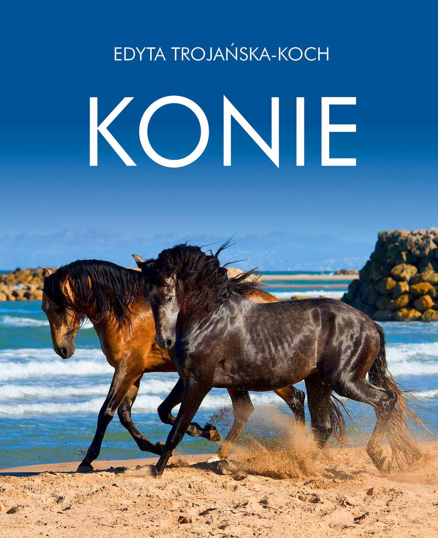 Konie. Album - Ebook (Książka PDF) do pobrania w formacie PDF
