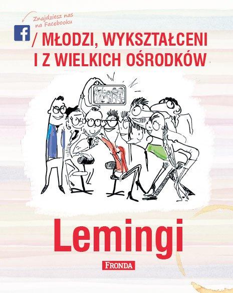 Lemingi. Młodzi, wykształceni i z wielkich ośrodków - Ebook (Książka EPUB) do pobrania w formacie EPUB