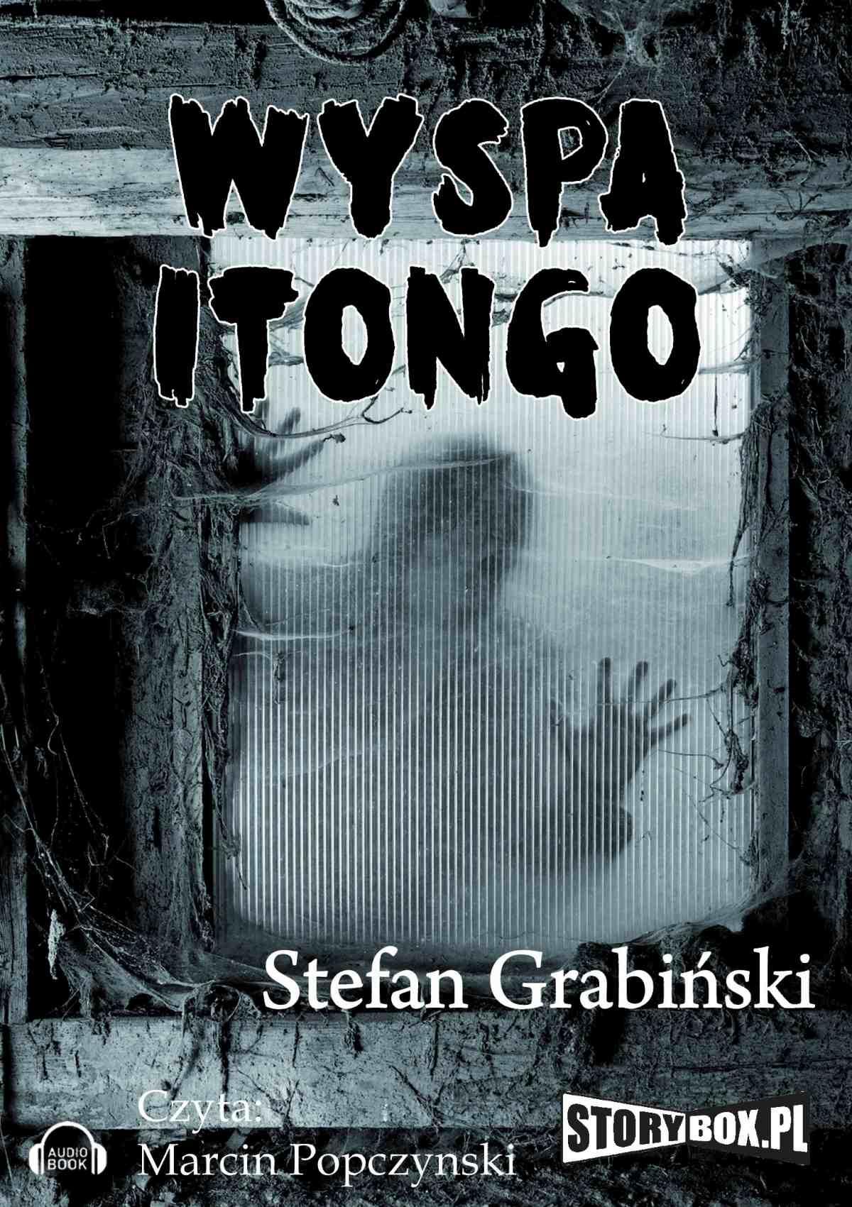 Wyspa Itongo - Audiobook (Książka audio MP3) do pobrania w całości w archiwum ZIP