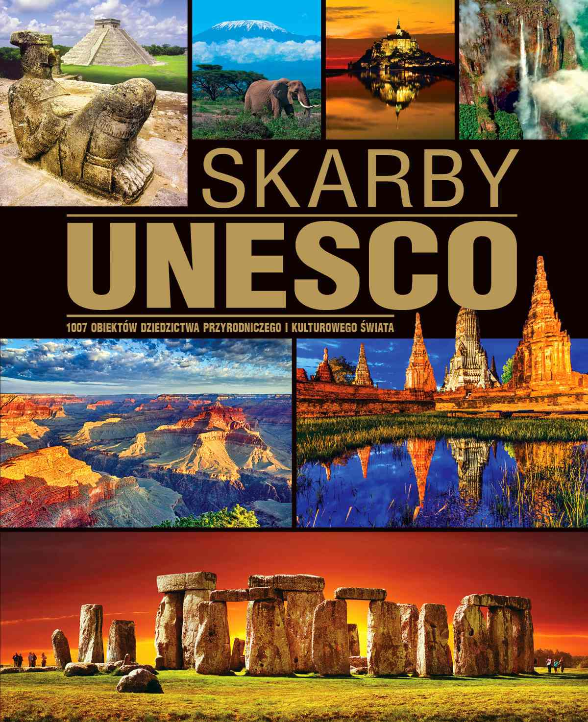 Skarby UNESCO. Wydanie 2014 - Ebook (Książka PDF) do pobrania w formacie PDF